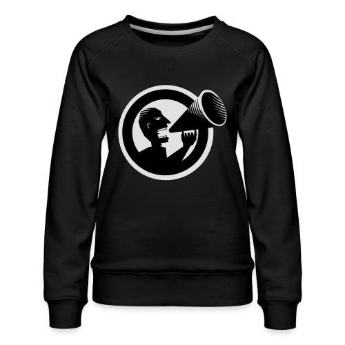 Der Schrei - Frauen Premium Pullover