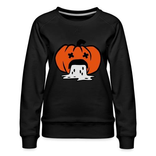 Halloween - Frauen Premium Pullover