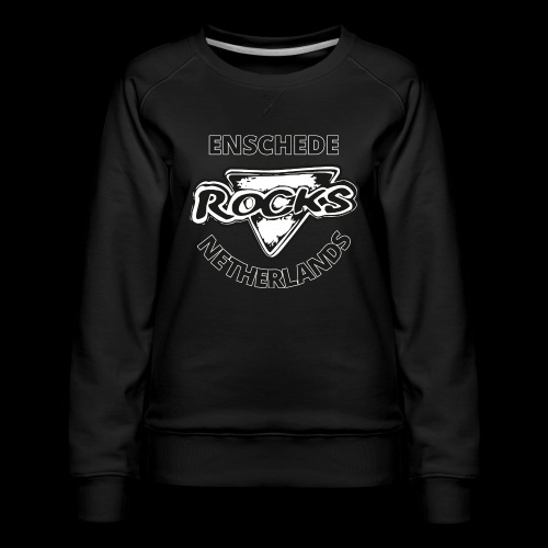 Rocks Enschede NL B-WB - Vrouwen premium sweater