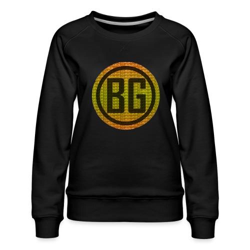BeAsTz GAMING HOODIE - Women's Premium Sweatshirt