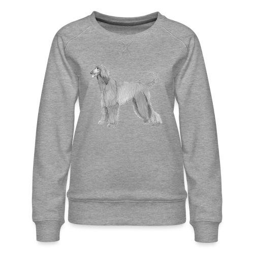 afghanskMynde - Dame premium sweatshirt