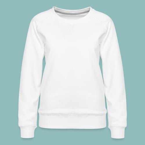 I'd rush you! White Version - Frauen Premium Pullover