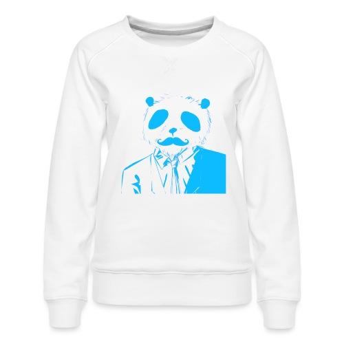 BluePanda Logo - Women's Premium Sweatshirt