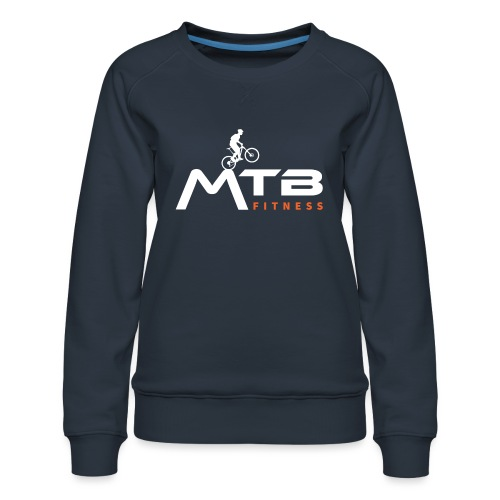 MTB Fitness Hoodie - Women's Premium Sweatshirt