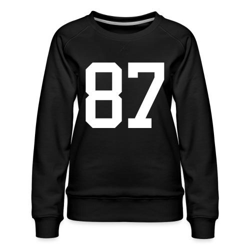 87 LEBIS Jan - Frauen Premium Pullover