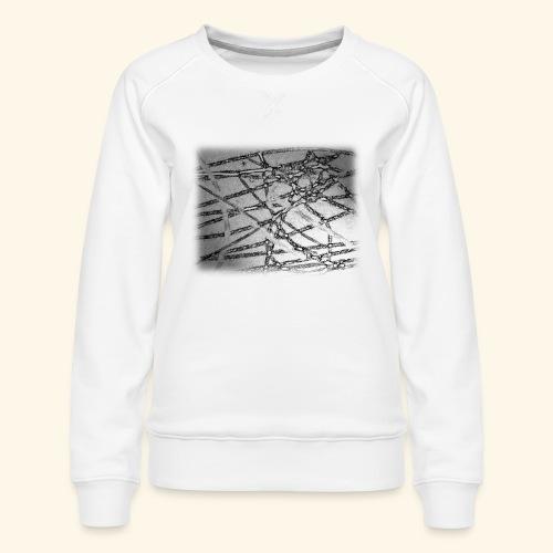 Muster15.png - Frauen Premium Pullover