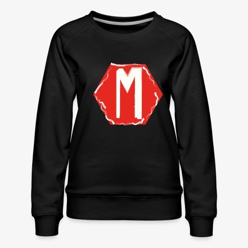 MNNG V1 - Vrouwen premium sweater