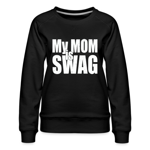 Swag White - Vrouwen premium sweater