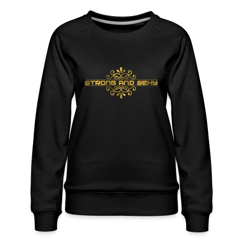 S.A.S. Cap - Vrouwen premium sweater
