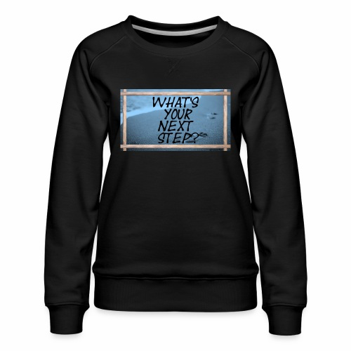 NEXT STEP - Frauen Premium Pullover