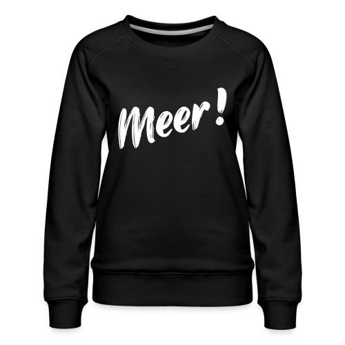 Meer - Frauen Premium Pullover