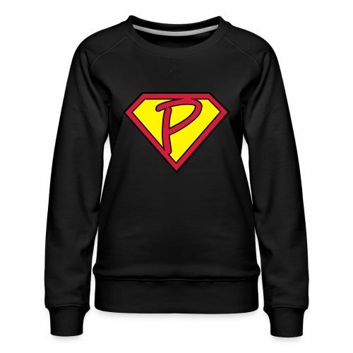 superp 2 - Frauen Premium Pullover