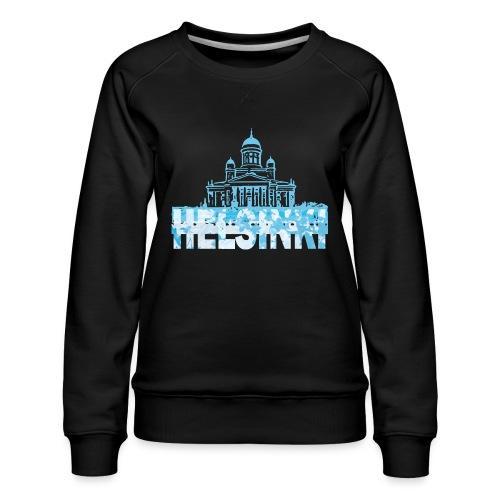 Helsinki Cathedral - Women's Premium Sweatshirt