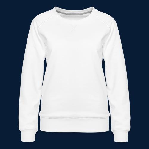 Stars and Stripes White - Frauen Premium Pullover