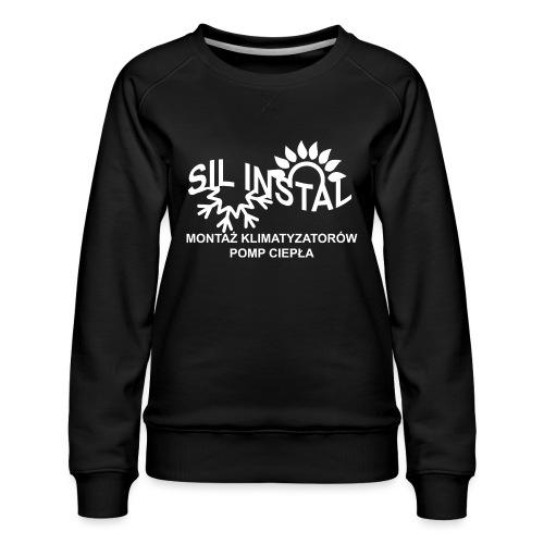 sil instal - Bluza damska Premium