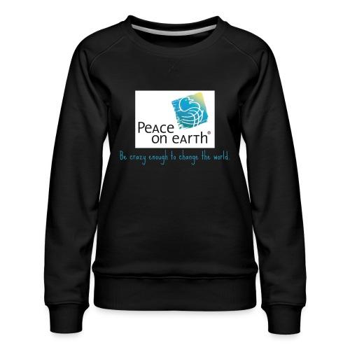becrazy1 - Frauen Premium Pullover
