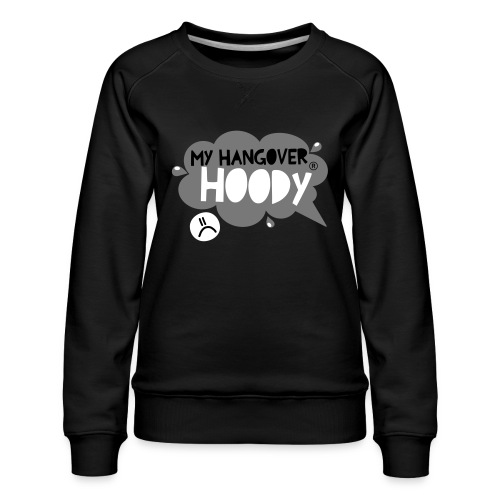 silver - Women's Premium Sweatshirt