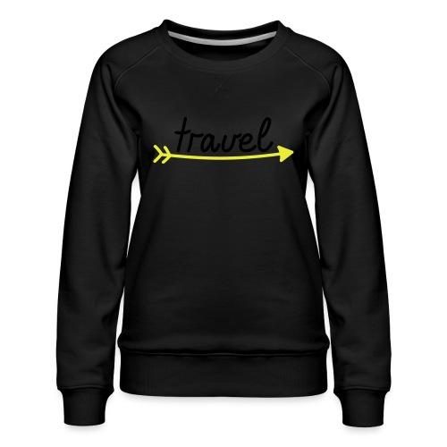 Travel - Frauen Premium Pullover