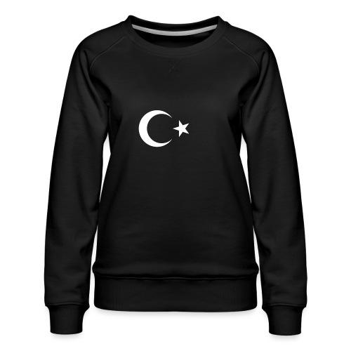 Turquie - Sweat ras-du-cou Premium Femme