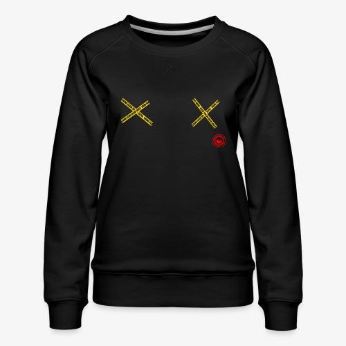 scene - Women's Premium Sweatshirt