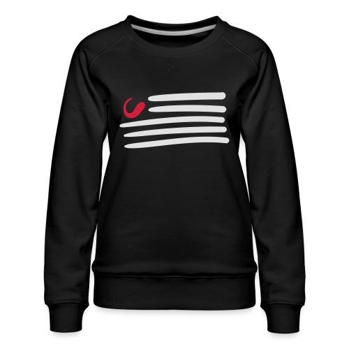 tweede - Vrouwen premium sweater