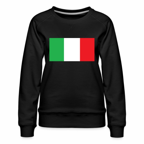 Italien Fußball - Frauen Premium Pullover