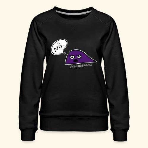 Miesmuscheli Nö. - Frauen Premium Pullover