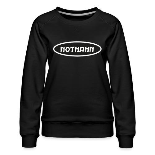 nothahn - Frauen Premium Pullover