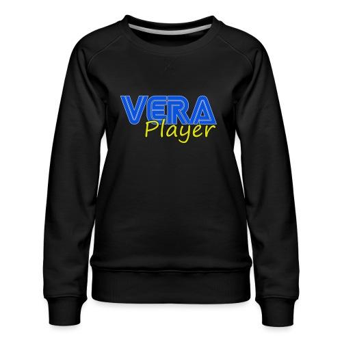Vera player shop - Sudadera premium para mujer