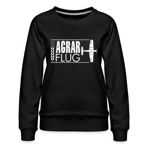AGRARFLUG - Frauen Premium Pullover