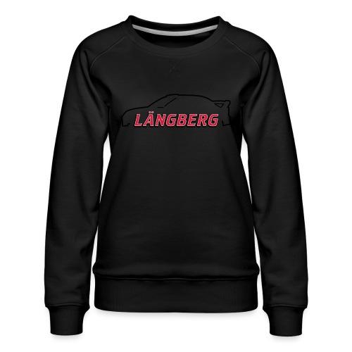 logotype Laengberg - Premiumtröja dam