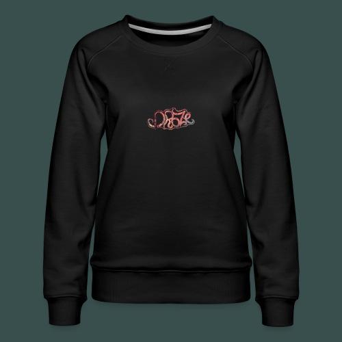 Droze Logo - Frauen Premium Pullover