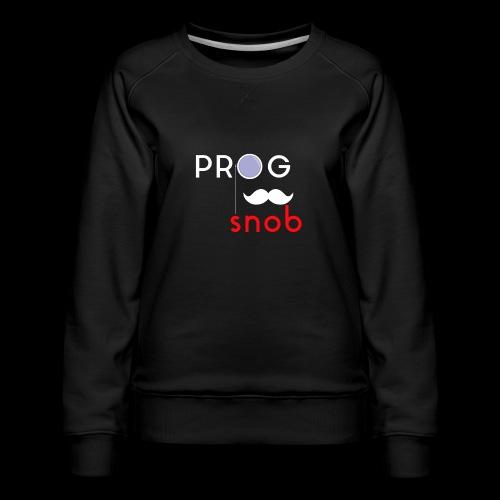 NUOVO3 png - Women's Premium Sweatshirt