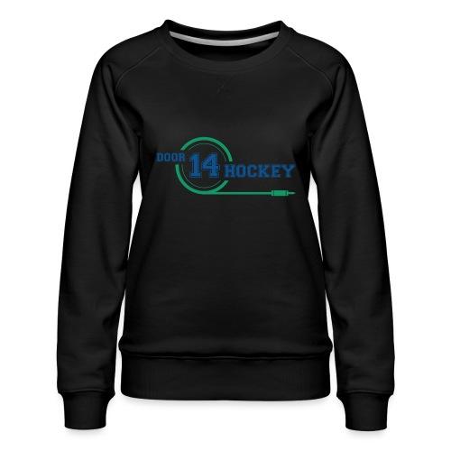 D14 HOCKEY - Women's Premium Sweatshirt