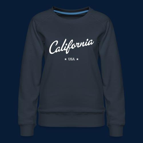 California - Frauen Premium Pullover