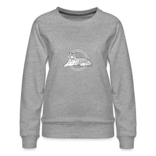 CelticTiger Apparel - Women's Premium Sweatshirt