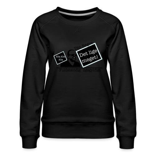 jeppe k epic wall of fame - Dame premium sweatshirt