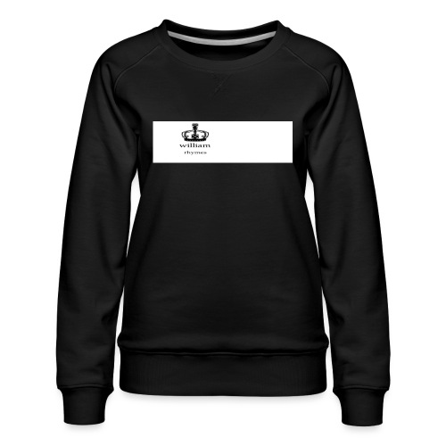william - Women's Premium Sweatshirt