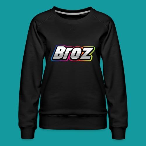Broz - Vrouwen premium sweater