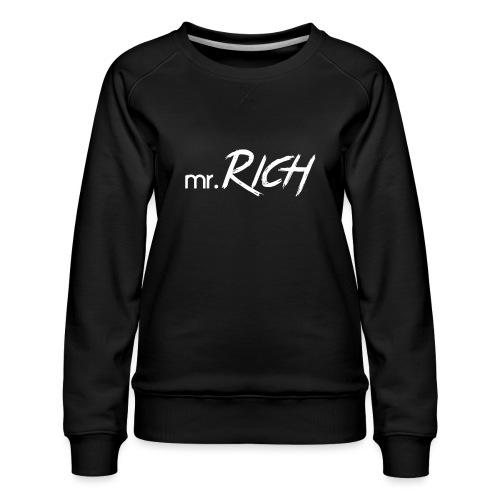 Mr. Rich - Frauen Premium Pullover