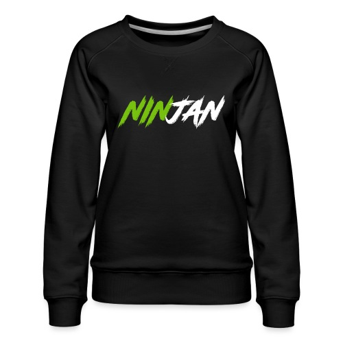 spate - Women's Premium Sweatshirt
