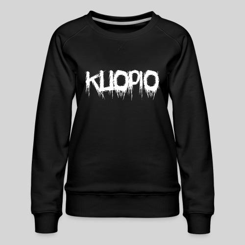 Kuopio - Naisten premium-collegepaita
