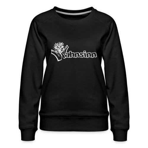 Wahnsinn Logo - Vrouwen premium sweater
