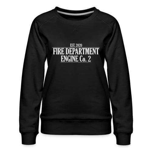 ENGINE Co 2 - Dame premium sweatshirt