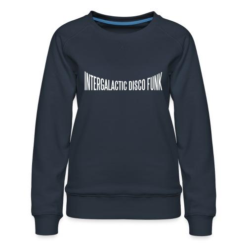 igdf - Vrouwen premium sweater