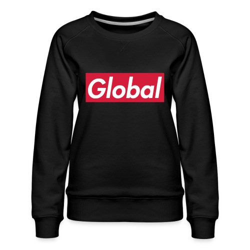 Global - Frauen Premium Pullover