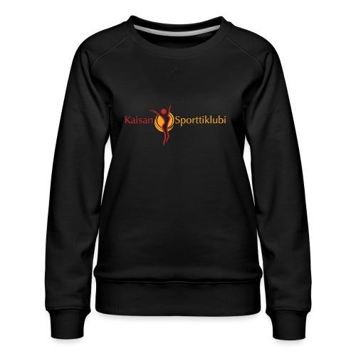 Kaisan Sporttiklubi logo - Naisten premium-collegepaita