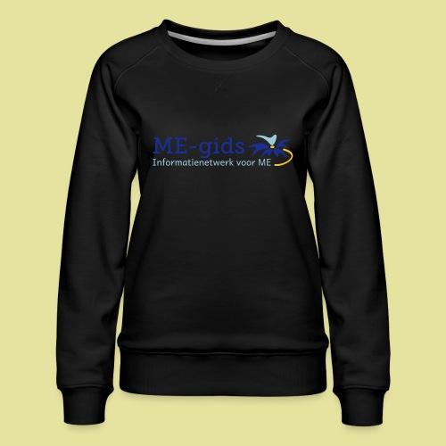 logomegids - Vrouwen premium sweater