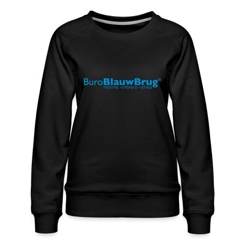 bbb_logo2015 - Women's Premium Sweatshirt