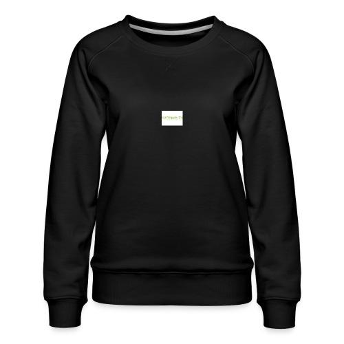 deathnumtv - Women's Premium Sweatshirt